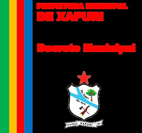 DECRETO Nº 513 DE 06 DE FEVEREIRO DE 2019