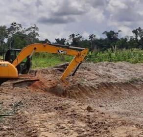 Prefeitura constrói dezenas de tanques para criação de peixes beneficiando produtores rurais