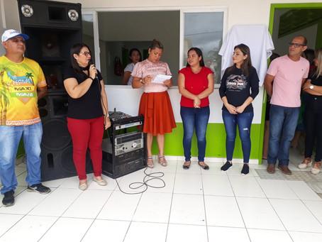 Prefeita de Jordão em exercício, Meire Sérgio, inaugura nova sede do Conselho Tutelar no município