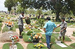 Manutenção e Conservação de Jazigo em Cemitérios Públicos
