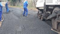 Prefeitura investe 350 mil reais em asfaltamento no Bairro do Baião