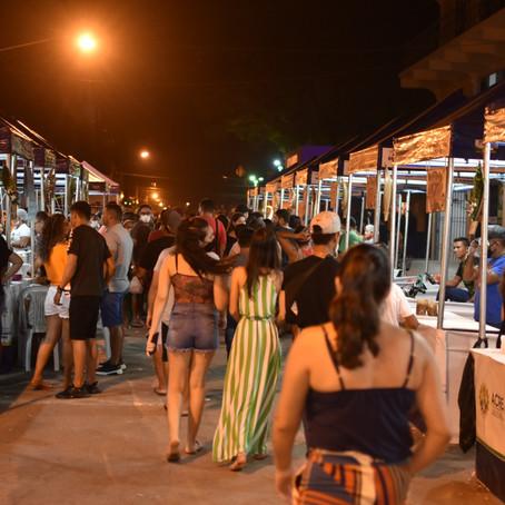 Feira Popular do Empreendedor fatura 115 mil durante o 22º festival do Açaí