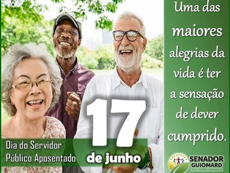 Prefeitura de Senador Guiomard registra homenagem a todos servidores públicos aposentados
