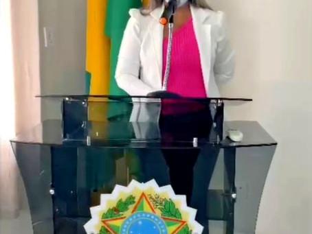 Vereadoras apresentam projeto para vedar nomeação de pessoas condenadas por crimes contra  mulher