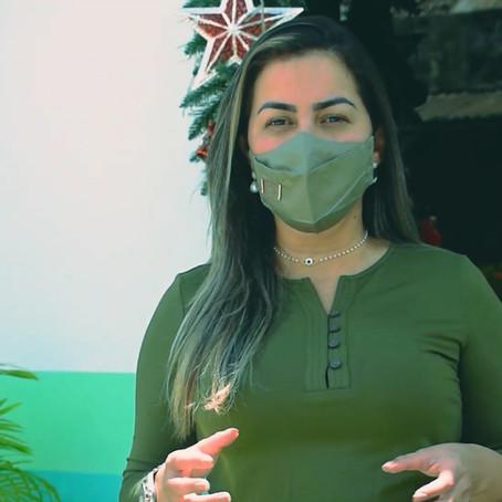 Em Brasileia, Prefeita lança concurso de fotos com ornamentação de natal