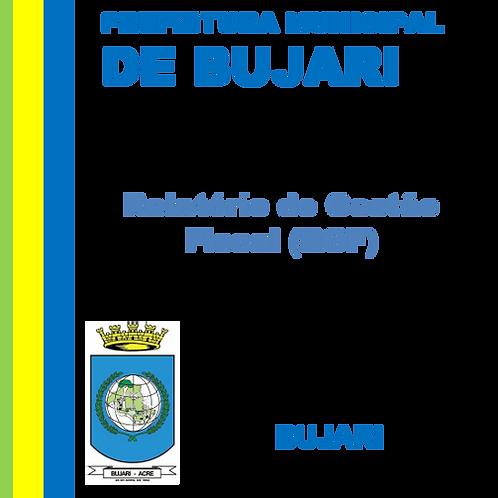 RGF de 2019 - 1° Quadrimestre