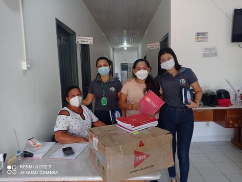 Secretaria Municipal de Saúde atualiza vacinadores