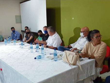 Olavinho participa de agenda para debater industrialização e atrair investidores para Acrelândia