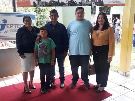 Presidente Gilson da Funerária prestigia o Projeto Cidadão no Quinari