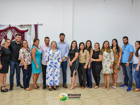 Prefeitura de Senador Guiomard realiza curso de formação para candidatos a Gestores Escolares
