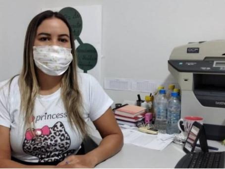 Prefeitura de Rodrigues Alves na semana do Meio Ambiente alerta sobre queimadas
