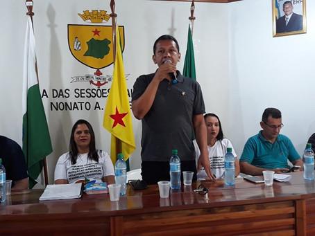 Marechal Thaumaturgo realiza seu 1º fórum de combate ao trabalho infantil e proteção do trabalhador