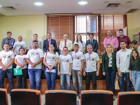 Parlamentares de Tarauacá participam de audiência com deputados da Comissão de Saúde da ALEAC