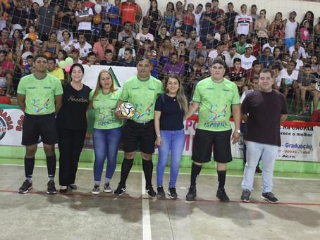 Campeonato Brasileense de Futsal define os vencedores nas  categorias Máster, 1ª e 2ª Divisão