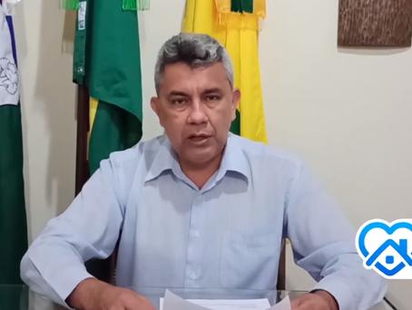 Bira agradece participação da população na live Pacto pela Vida e divulga novo decreto 655/2020