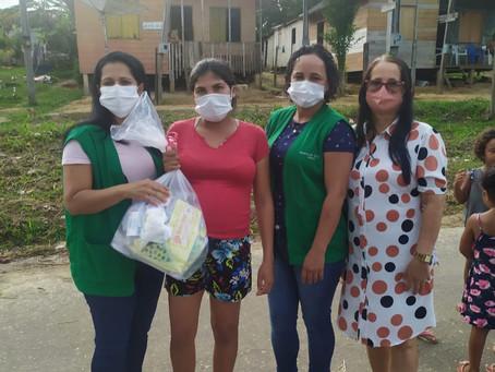 Mães São Contempladas Com Kits Bebês Para Gestantes em Rodrigues Alves