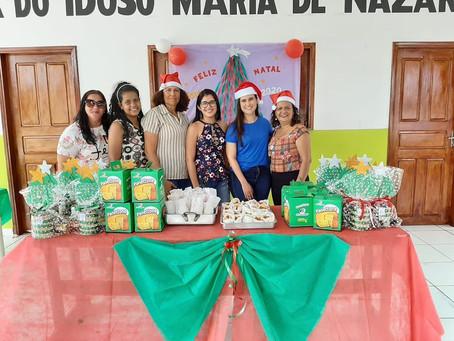 CRAS promove atividades de encerramento do ano de 2019 com grupos de criança e adolescentes