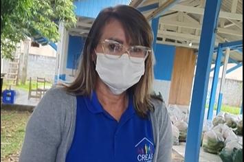 Prefeitura doará 200 kits de alimentos a famílias cadastradas no Cad Único de Manoel Urbano