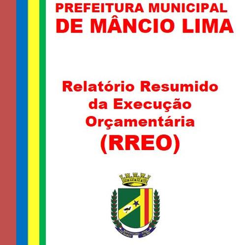RREO de 2016 - 2° Bimestre