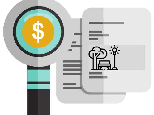 Revisão de Preço Público de Espaço Público Municipal