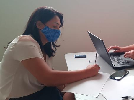 No rádio, Rosana Gomes faz balanço dos primeiros dias de gestão
