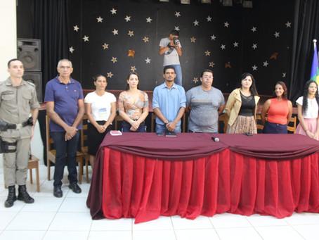 1° Seminário de fortalecimento dos Direitos das Crianças e  Adolescentes e realizando em Brasiléia