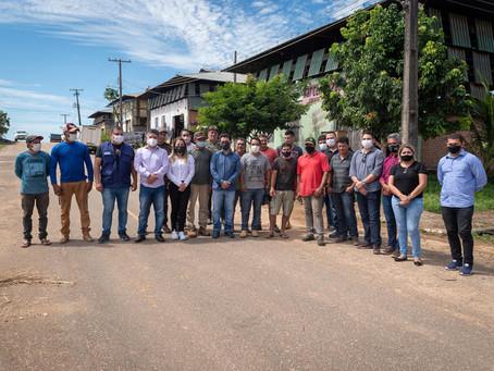 Prefeitura de Brasileia e Governo do Acre firmam parceria que irá beneficiar o Polo Moveleiro