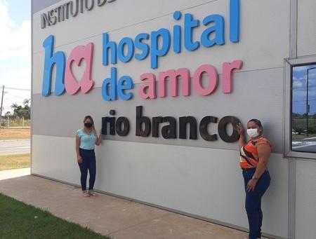 Prefeitura busca levar atendimento da carreta do amor as mulheres portoacrenses