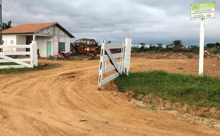 Prefeitura promove melhorias no Aterro Controlado Municipal