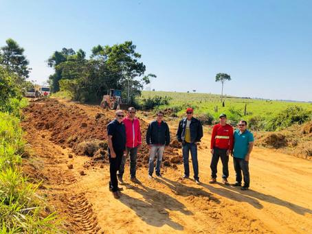 Prefeitura de Mâncio Lima vai recuperar mais de 300 quilômetros de ramais
