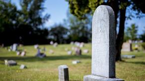 Prefeitura prepara o cemitério para o dia de finados