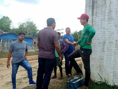 Comunidade Profeta recebe ações da Operação Cidade Limpa