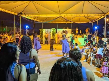 Prefeitura encerra campanha Agosto Lilás com espetáculo cultural