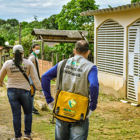 A Prefeitura de Brasiléia continua realizando ação de combate à Dengue
