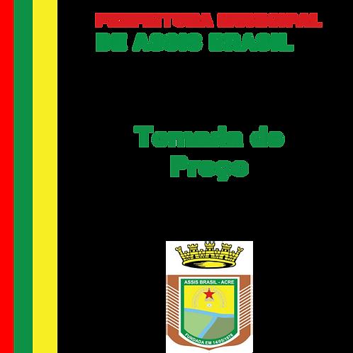 TP N° 001/2020 - AMPLIAÇAO DE FEIRA