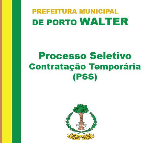 PSS  02/2020 - Chamamento Emergencial
