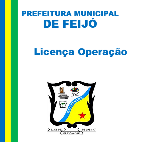 Licença Operação - CEMITÉRIO SÃO JOÃO BATISTA