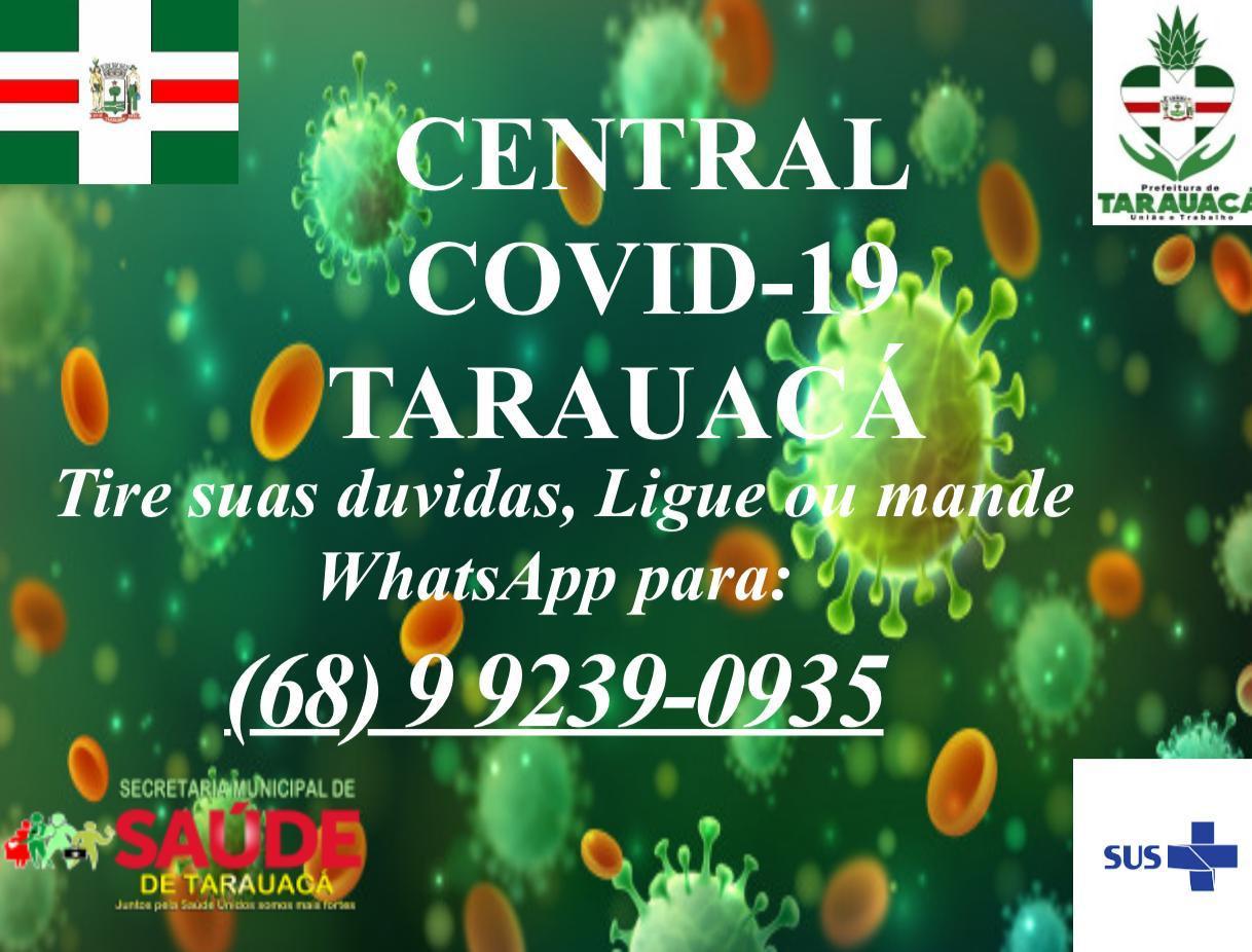 Central covid-19