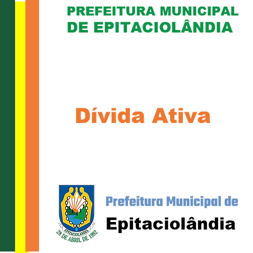 EDITAL DE NOTIFICAÇÃO Nº 001/2020 - Relação da Dívida Ativa