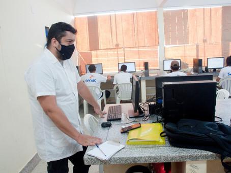 Curso de Operador de Computador tem início no Bujari