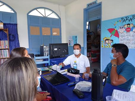 Rodrigues Alves - Prefeitura anuncia reforma de escolas na zona rural do município