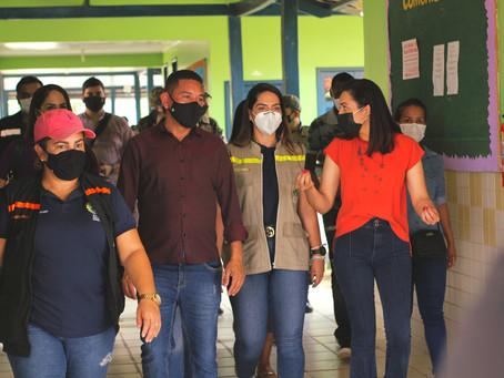 Prefeito apresenta situação de Assis Brasil a autoridades da República e do Acre