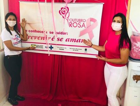 Outubro Rosa, prevenir é amar!
