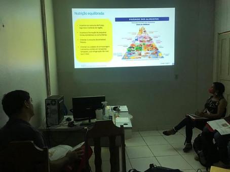 Profissionais de saúde de Porto Acre participam de capacitação em Saúde Bucal