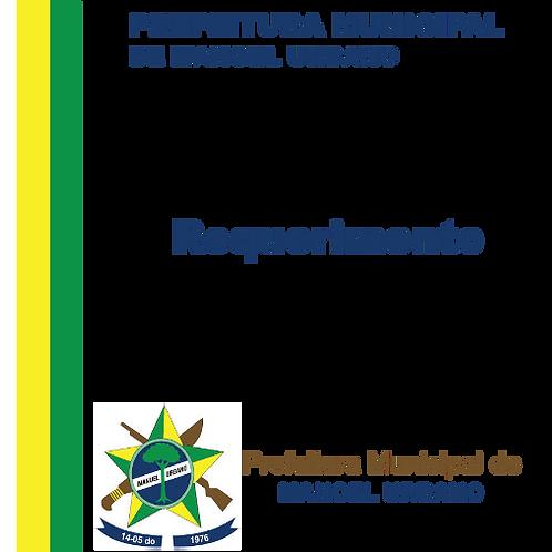 Requerimento - Jefferson Pontes da Silva