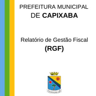 RGF de 2017 - 2° Quadrimestre