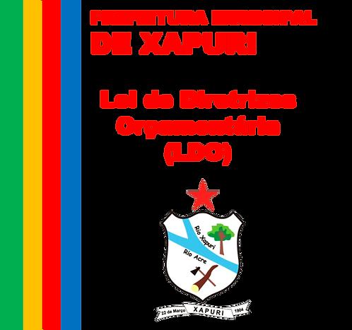 LDO 2020 - Lei 1042/2019