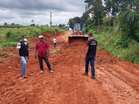 Melhorias reivindicadas pelos vereadores foram atendidas pela prefeitura no ramal PA Alcoobrás