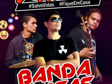 Projeto Live Canta Xapuri, hoje,  05 de junho de 2020 as 19 horas