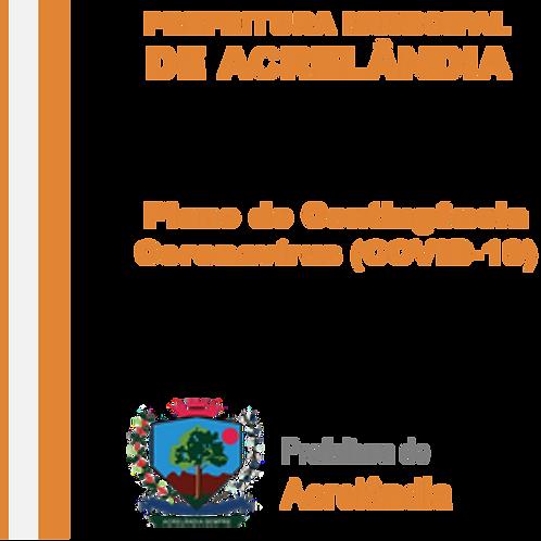 Plano de Contingência - Coronavírus (COVID-19)